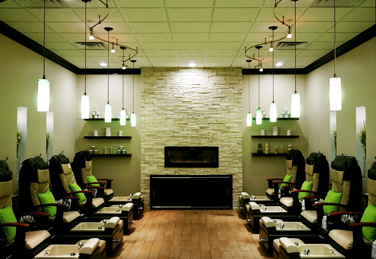 Envy nail spa best nail salon near atlantic city - Nail salons close by ...