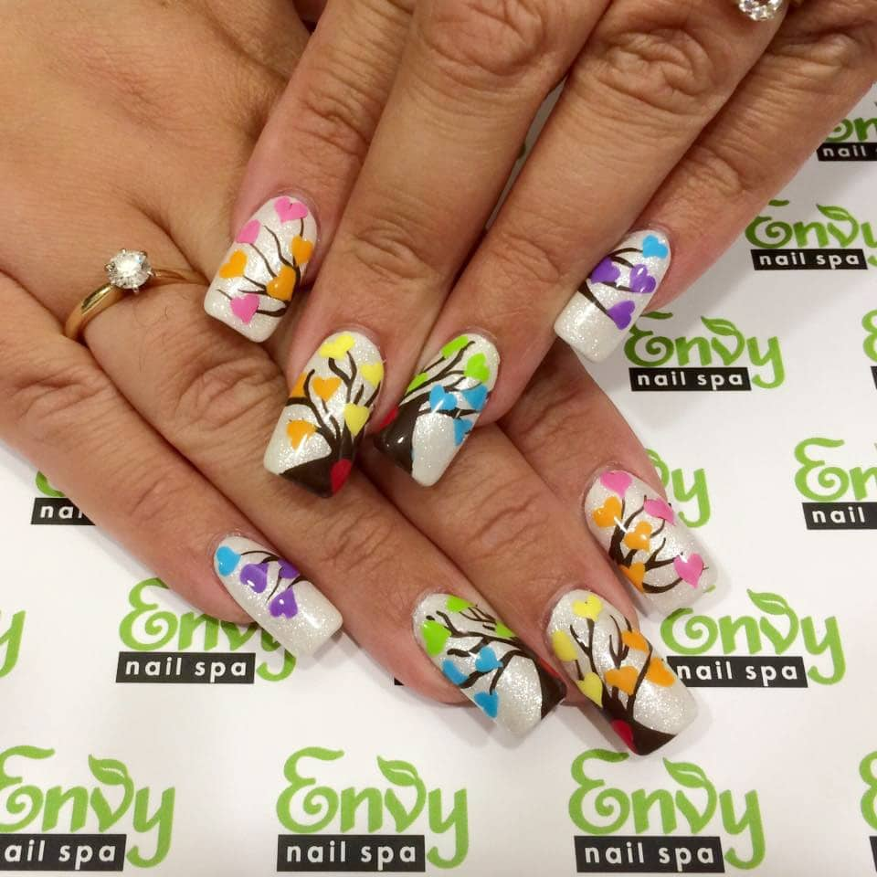Over 3000 Awesome Unique Nail Designs | Nail Arts Done By Our Artists.