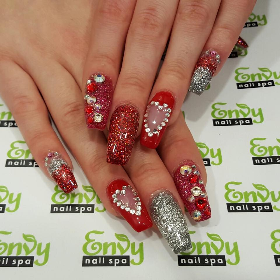 Over 3000 Awesome Unique Nail Designs